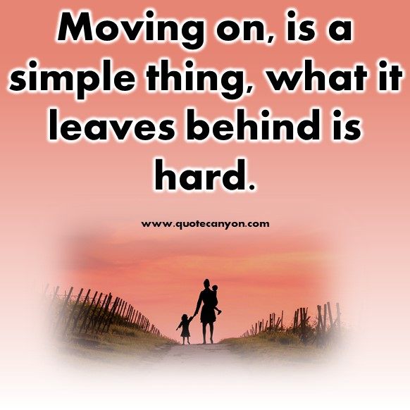 moving on quotes relationships