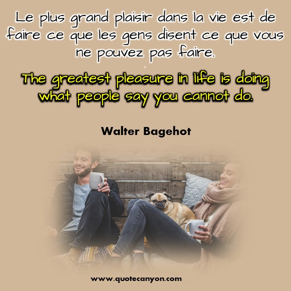 Best French to English quotes images