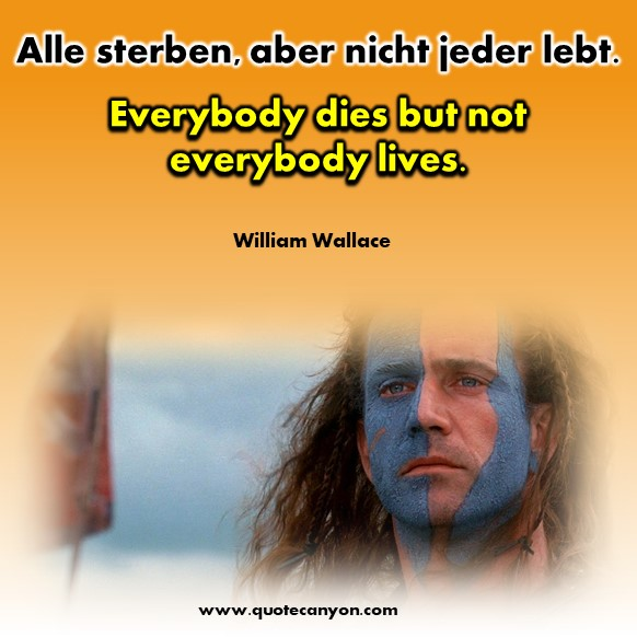 German To English Famous Quotes