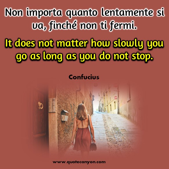 Italian to English quotes about friendship