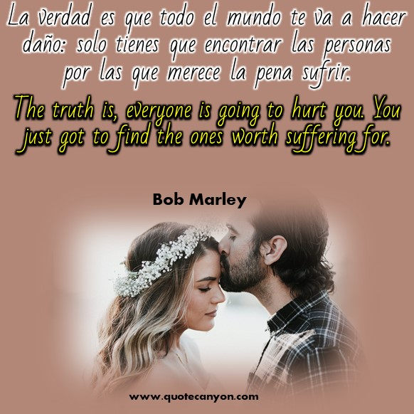 Romantic Spanish to English Phrases and Quotes