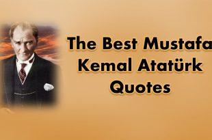 41+ Most Inspiring Mustafa Kemal Ataturk Quotes