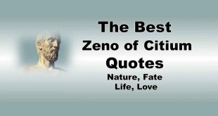 Zeno of Citium Quotes